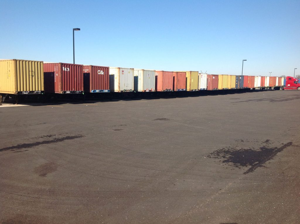Logistics Containers